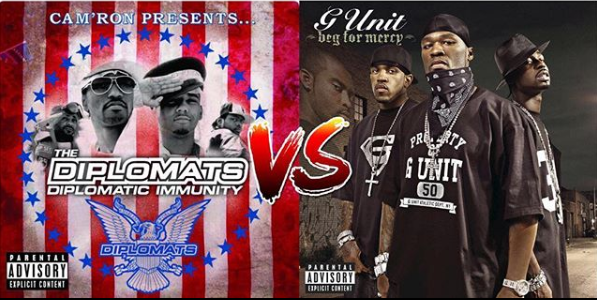 Diplomatic Immunity VS Beg For Mercy