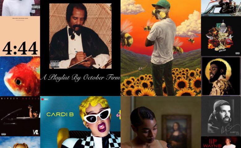 Hip Hop 2017 VS 2018