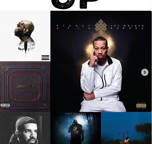 JP's Mid 2018 Top 5