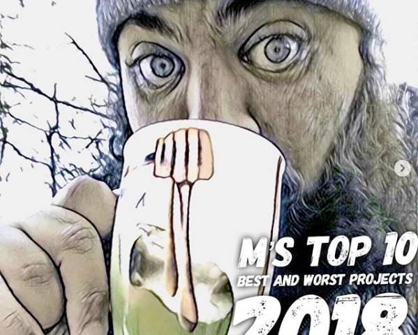 M's Top/Bottom Projects 2018