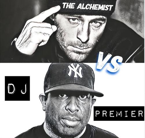 Alchemist VS DJ Premier