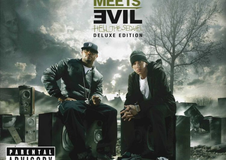 Royce Da 5'9″ VS Eminem on Bad Meets Evil