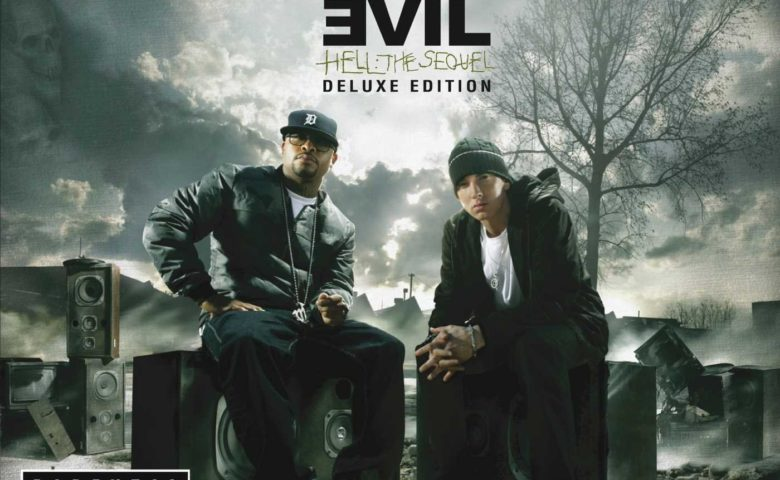 Royce Da 5'9″ VS Eminem on Bad Meets Evil