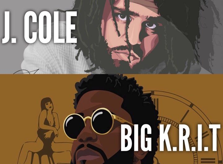 J. Cole VS Big K.R.I.T.