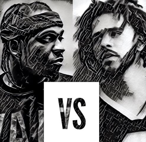 Pusha T. VS J. Cole
