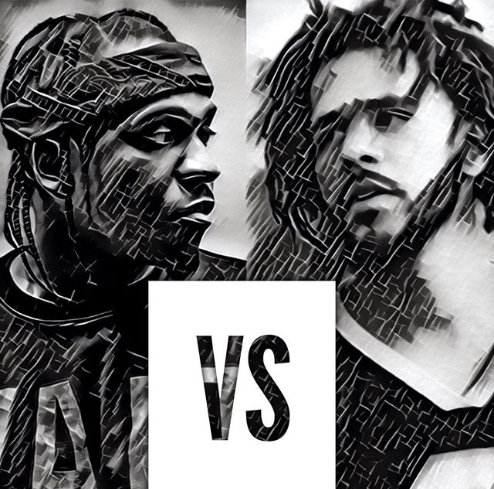 Pusha T. VS J. Cole