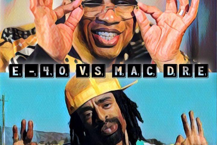 E-40 VS Mac Dre