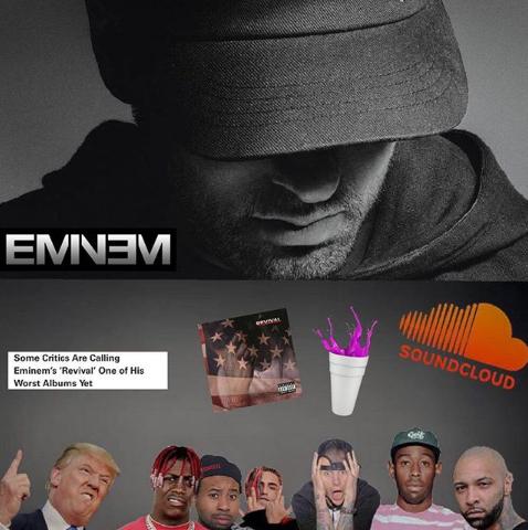 Eminem VS Everyone