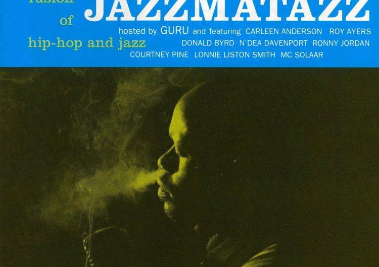 Guru – Guru's Jazzmatazz, Vol. 1