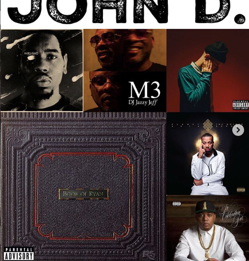 John D's Mid 2018 Top 5