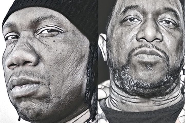 KRS One VS Kool G Rap