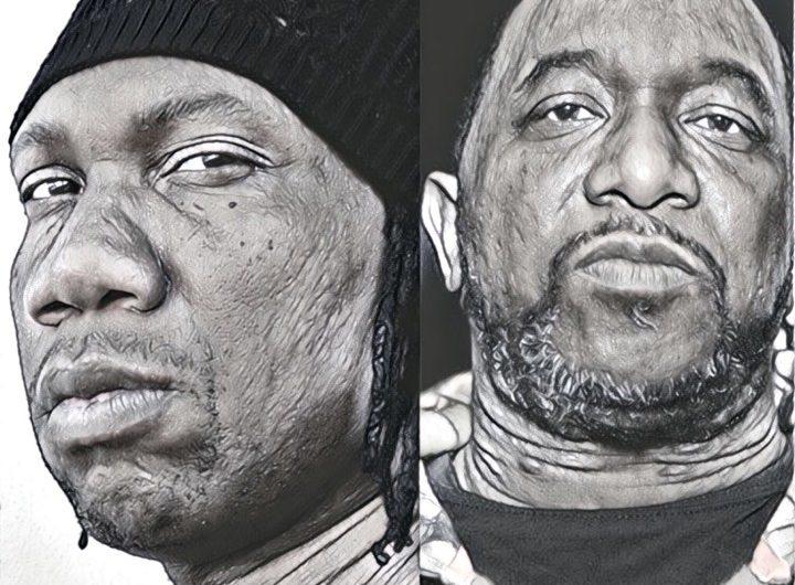 KRS One VS Kool G Rap