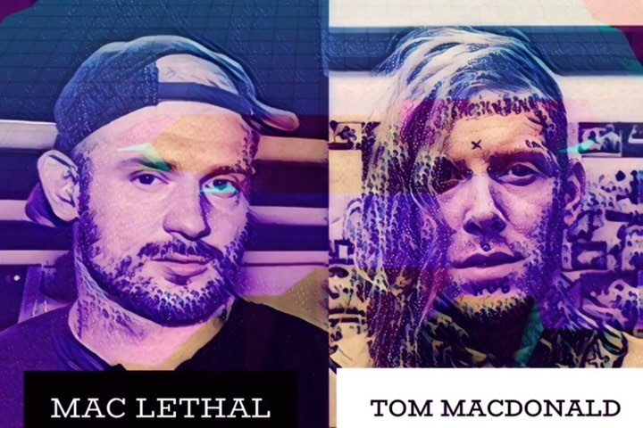 Mac Lethal VS Tom MacDonald