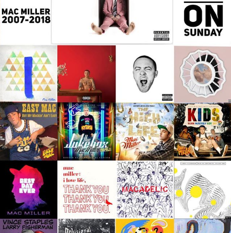 Mac Miller's Career
