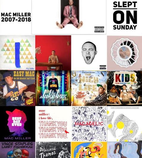 Mac Miller's Career