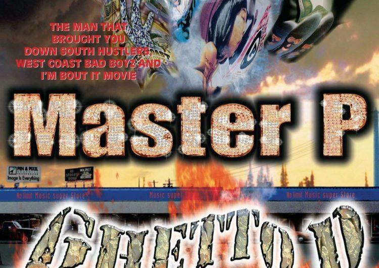 Master P – Ghetto D