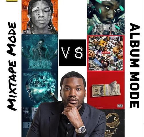 Mixtape Mode VS Album Mode