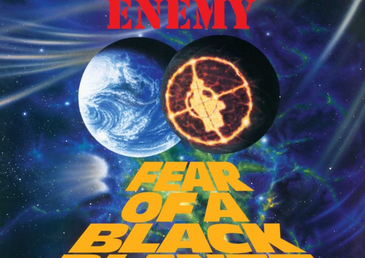 Public Enemy – Fear Of A Black Planet