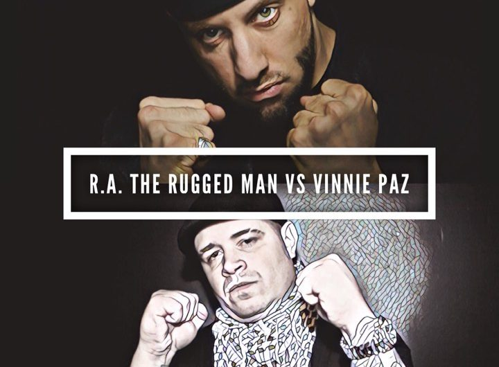 R.A. The Rugged Man VS Vinnie Paz