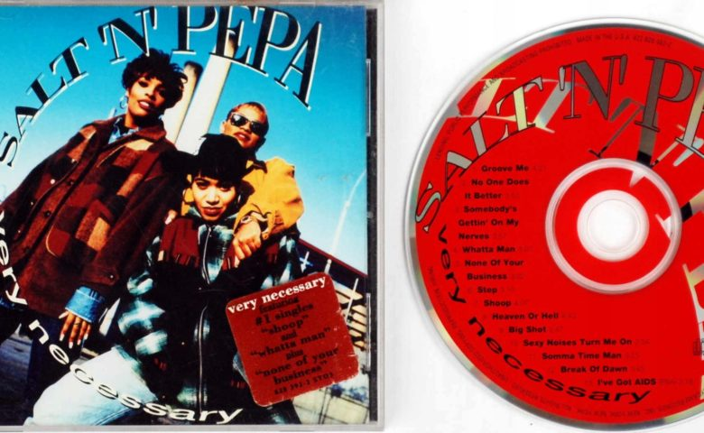 Salt N' Pepa – Very Necessary