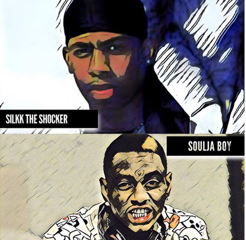 Silkk The Shocker VS Soulja Boy