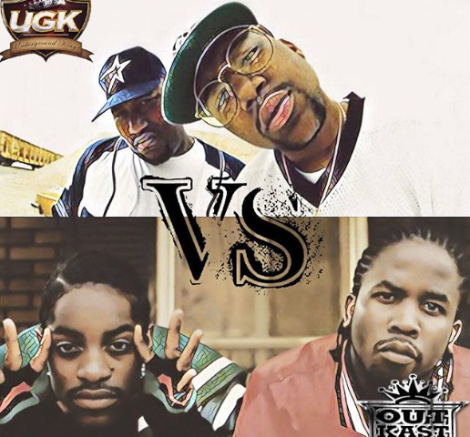 UGK VS Outkast