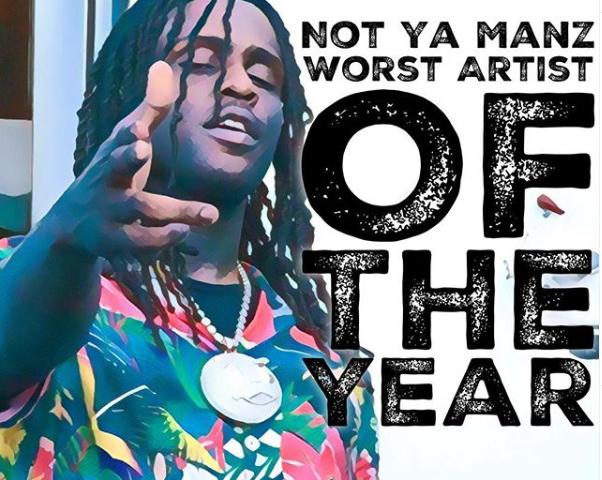 Worst Artist of 2018