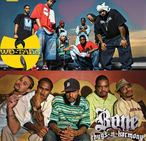 Wu-Tang Clan VS Bone Thugs-N-Harmony