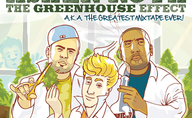 Asher Roth – The Green House Effect Vol. 1.