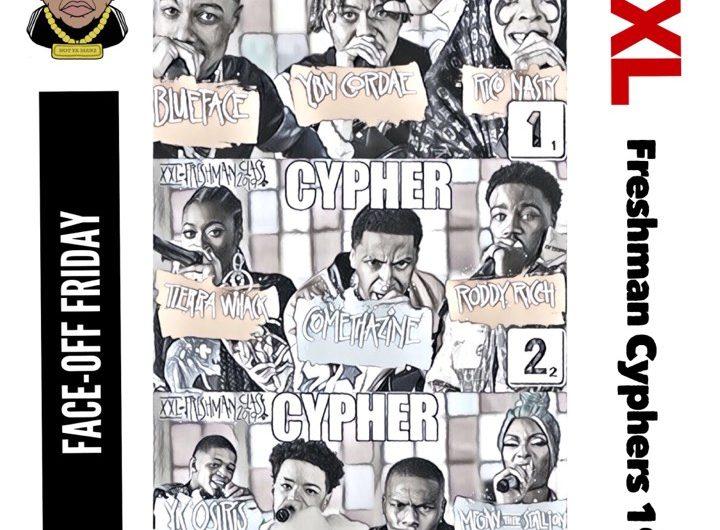 XXL Freshman 2019 Cyphers