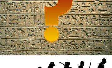 Archaeologist Discovers Hieroglyphics that Predate Del the Funky Homosapien