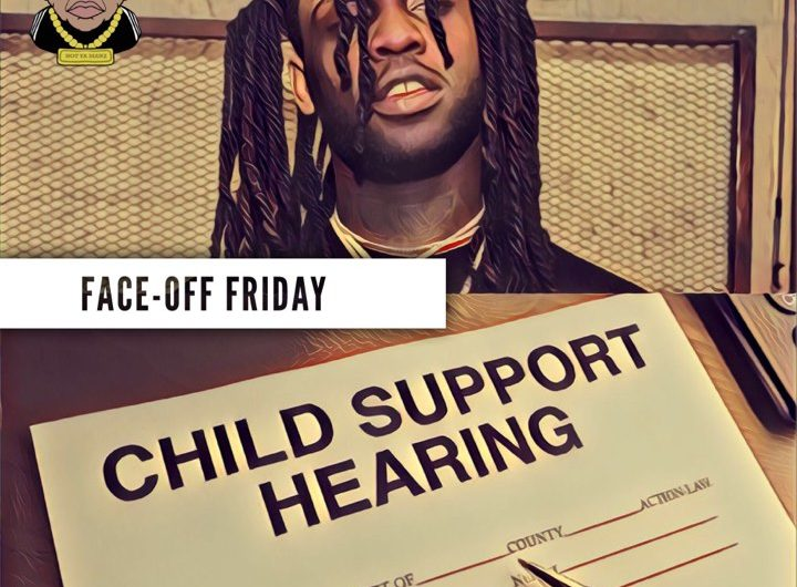 Chief Keef VS Child Support