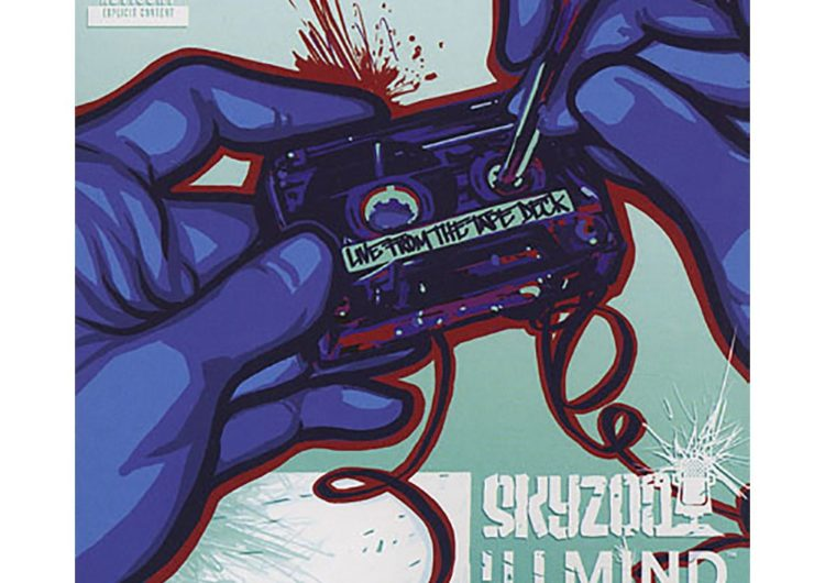 Skyzoo & !llmind – Live From The Tape Deck