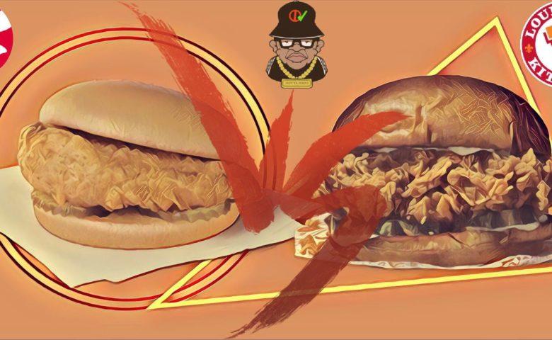 Chicken Sandwich Wars