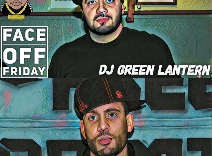 DJ Green Lantern VS DJ Drama