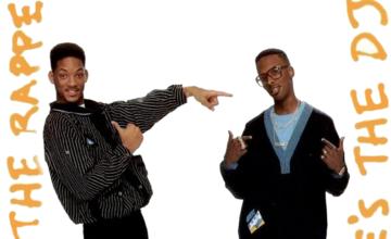 DJ Jazzy Jeff & The Fresh Prince – He's the DJ, I'm the Rapper