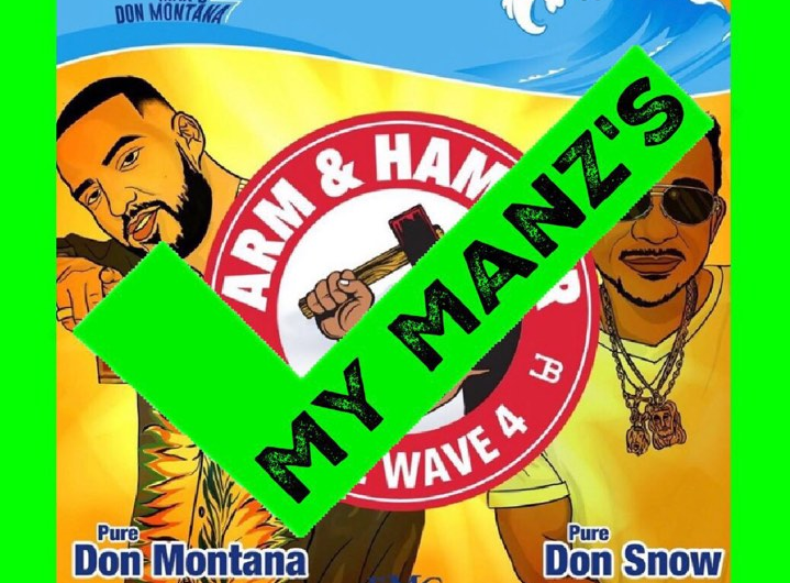 Coke Wave 4 – French Montana & Max B