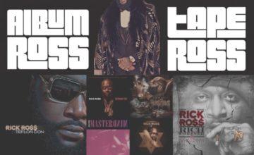 Album Rick Ross Vs Mixtape Rick Ross