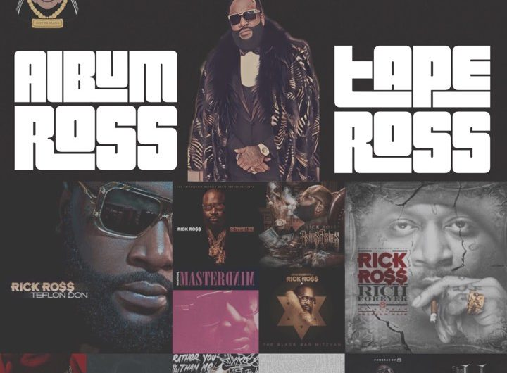 Album Rick Ross Vs Mixtape Rick Ross